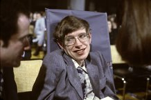Stephen Hawking Main